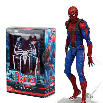 Giocattoli Spider Man The Amazing Spiderman Ultimate Action Figure Toy Decor