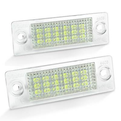 Premium Led SMD Iluminación de Matrícula Xenon para VW Golf 5 Plus Caddy III
