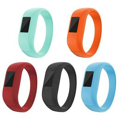 Soft Silicone Watch Band Bracelet Wrist Strap fr Garmin Vivofit JR Smart Watch L