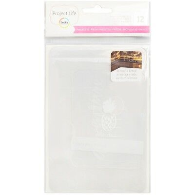Project Life Photo Overlays 12/pkg-project 52 Fresh Edition
