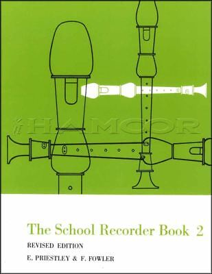 The School Recorder Book 2 Revised Edition Sheet Music Learn How To Play Method