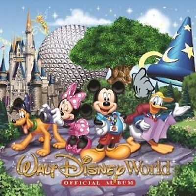 Walt Disney World Official Album, 2 CD SET, NEW