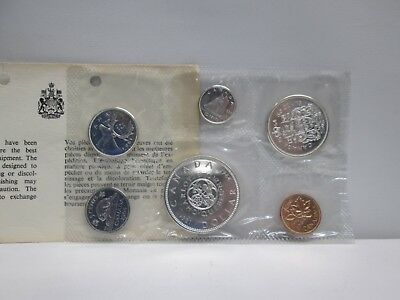 1964 Canadian Proof-Like Set