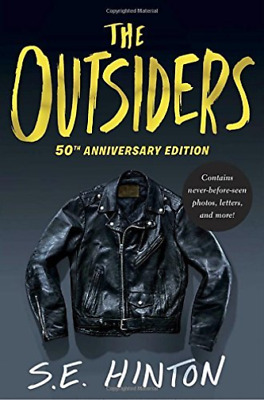 Hinton S. E.-The Outsiders HBOOK NEW