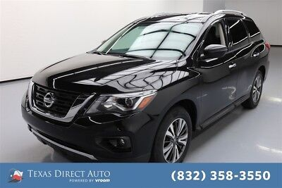2017 Nissan Pathfinder SV Texas Direct Auto 2017 SV Used 3.5L V6 24V Automatic FWD SUV