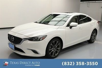 2016 Mazda Mazda6 i Grand Touring Texas Direct Auto 2016 i Grand Touring Used 2.5L I4 16V Automatic FWD Sedan Bose