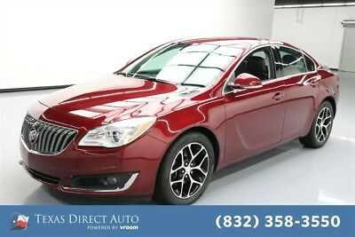 2017 Buick Regal Sport Touring Texas Direct Auto 2017 Sport Touring Used Turbo 2L I4 16V Automatic FWD Sedan