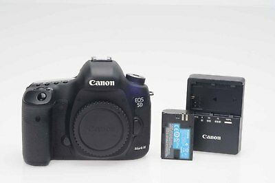 Canon EOS 5D Mark III 22.3MP Digital SLR Camera Body                        #069