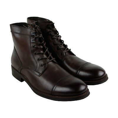 Kenneth Cole New York Design 104352 Mens Brown Casual Dress Boots Shoes 342ce8b9f