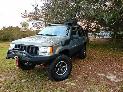 1998 Jeep Grand Cherokee Laredo LIFTED  /  NEW TIRES  /  NEW SUSPENSION  /  LIKE NEW