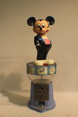 Disney Mickey Mouse 60th Anniversary Gumball Machine (1988) by Superior Toys MFG