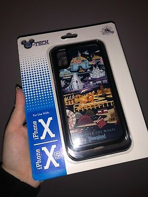 Offical Disney Parks Disneyland Discover The Magic Iphone X/iphone Xs case