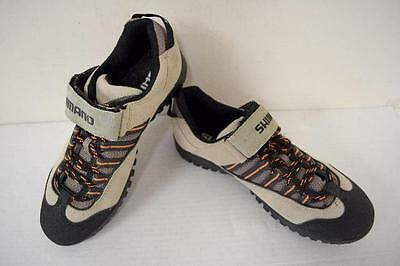 218c7a1c716 SHIMANO MENS SPD SH-M036W Cycling Shoes with Cleats