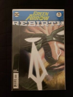 Green Arrow Rebirth #1 (Dc) Percy/ First Printing