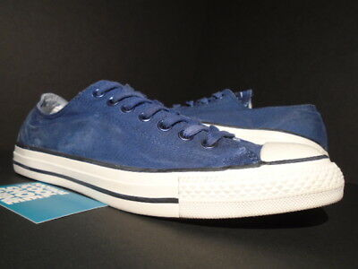 f006ac252a1 Converse Ct Ox Chuck Taylor Denim Blue Midnight Hour White Fragment 147018C  9