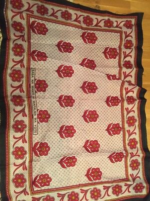 Waxstoff aus Tansania , traditionelles Muster, Waxprint