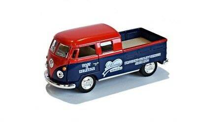 VW Bus Doppelkabine Pick Up Pritsche 1:34
