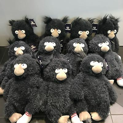 Moz The Monster John Lewis Plush Soft Cuddly Toy Christmas Advert- New with Tags