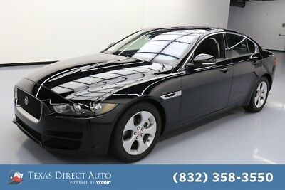 2018 Jaguar XE 25t Texas Direct Auto 2018 25t Used Turbo 2L I4 16V Automatic RWD Sedan Premium