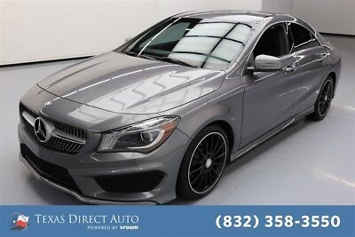 2015 Mercedes-Benz CLA-Class CLA 250 Texas Direct Auto 2015 CLA 250 Used Turbo 2L I4 16V Automatic FWD Sedan Premium
