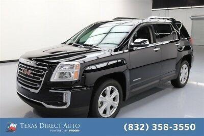 2017 GMC Terrain SLT Texas Direct Auto 2017 SLT Used 3.6L V6 24V Automatic FWD SUV OnStar