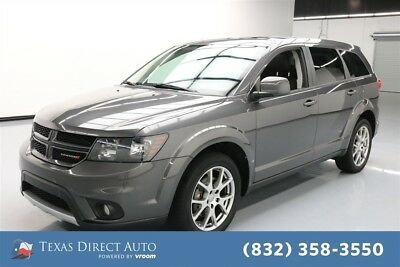 2015 Dodge Journey R/T Texas Direct Auto 2015 R/T Used 3.6L V6 24V Automatic AWD SUV