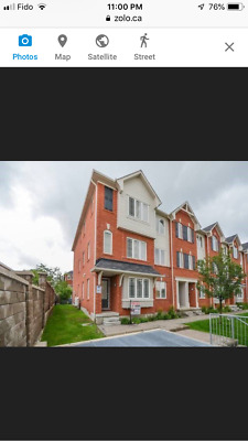 Mattamy built End Town house on sale by Owner price is NEGOTIABLE