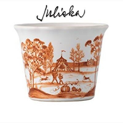 """Juliska Country Estate Autumnal Traditions """"Fallen Leaves""""Scented Candle Retired"""