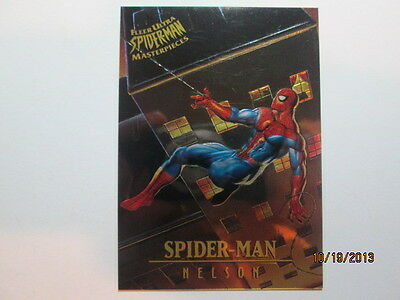 1995 Fleer Ultra Premiere Spider-Man  - Masterpieces - Pick One