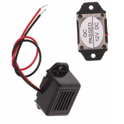 Mechanical Alarm Buzzer Integrated Structure 400±100Hz DC 12V 75dB High quality