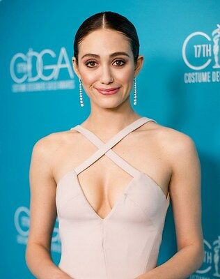 "Emmy Rossum in a 8"" x 10"" Glossy Photo 17"