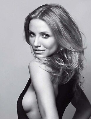 "Cameron Diaz in a 8"" x 10"" Glossy Photo 1"