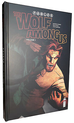 Comics - Urban Comics - Fables - The Wolf Among Us T.01