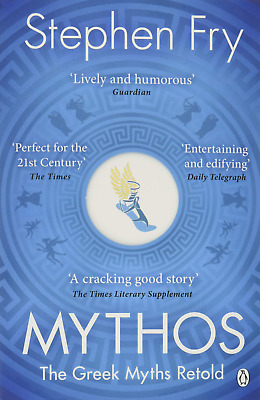 Mythos: The Greek Myths Retold: A Retelling of of Ancient Greece