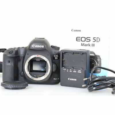 Canon Eos 5D Mark III 22.3 Mp SLR Digital Camera with 17554 Releases/Camera