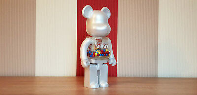 Bearbrick 400% My First Bearbrick Baby 15th Anniversary Edition Pearl Version