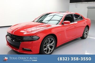 2015 Dodge Charger RT Texas Direct Auto 2015 RT Used 5.7L V8 16V Automatic RWD Sedan