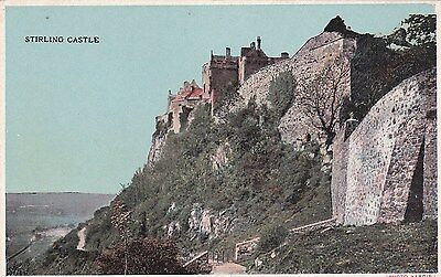 Postcard - Stirling Castle  - PC93