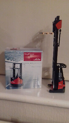 Linde R14X Collectable Model Reach Truck