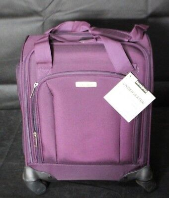 Samsonite Spinner Underseater with USB Port Carry On Luggage