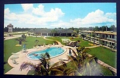 1960s Sheraton Motor Inn & Pool, U.S. 41, Ft. Myers, Florida