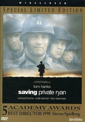 Saving Private Ryan (Single-Disc Special Limited Edition) [DVD] NEW!