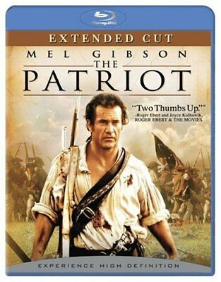 The Patriot (Extended Cut) [Blu-ray] NEW!