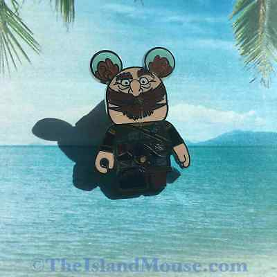 Disney Vinylmation Collectors Pixar King Fergus Chaser Pin (UL:95722)