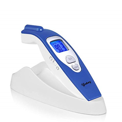 Forehead Digital Thermometer - Non Contact Infrared Medical Clinical Forehead &