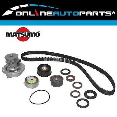 DAYCO TIMING BELT WATER PUMP KIT FOR Holden Astra TS 09.98-03.00 1.8L DOHC X18XE