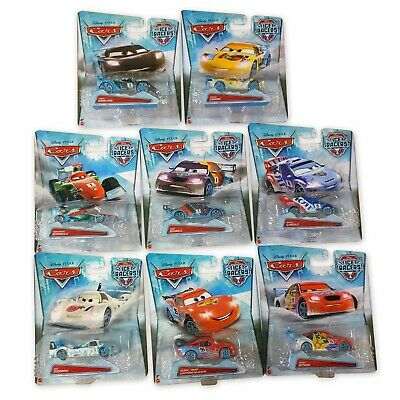 Cars Eis RACERS Modell AUTO 1:55 Mattel HOT WHEELS Disney Pixar DIE CAST