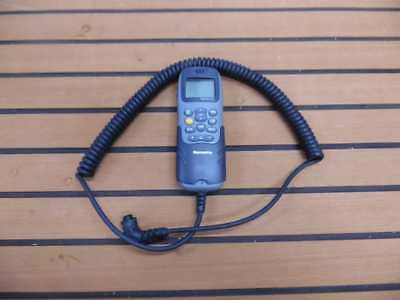 Raymarine RAY240 VHF Handset Mic Microphone E45009 Tested in Great Condition