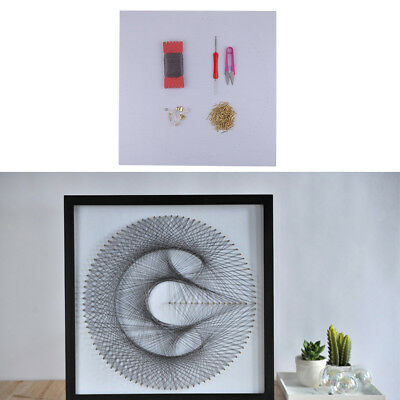String Art Kits Geometry Picture Crafts DIY Home Decor for Children Gifts