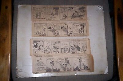 Barney Google and Spark Plug 70 Large-Size Dailies 1923-27 BILLY DeBECK